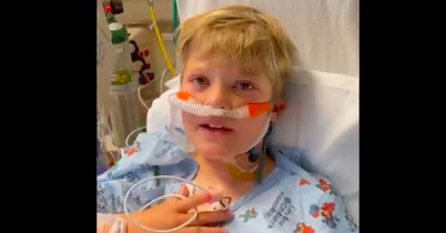The inspiring story of TJ Olsen shows the importance of organ donation thumbnail