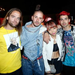 DNCE. Photo: Randy Shropshire/Getty Images