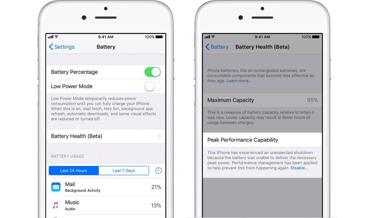 How to turn off iPhone throttling in iOS 11 3 - The Verge