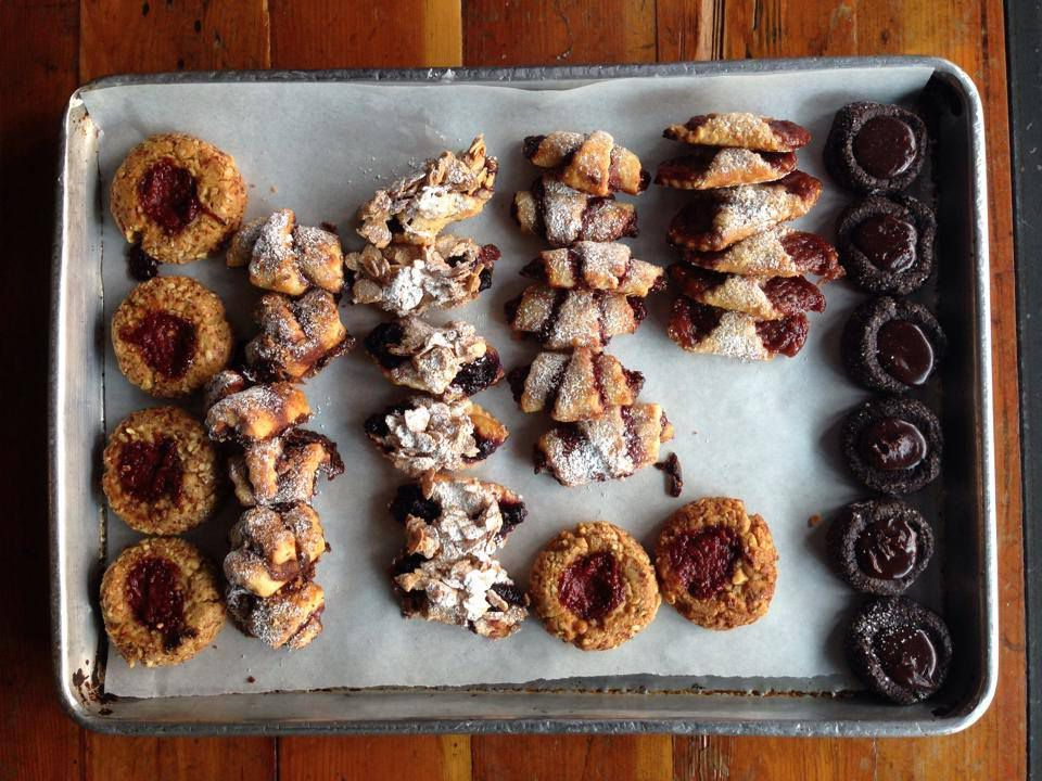A selection of Segal's signature cookies (these do not contain weed) [Photo: Mindy's Hot Chocolate/Facebook]