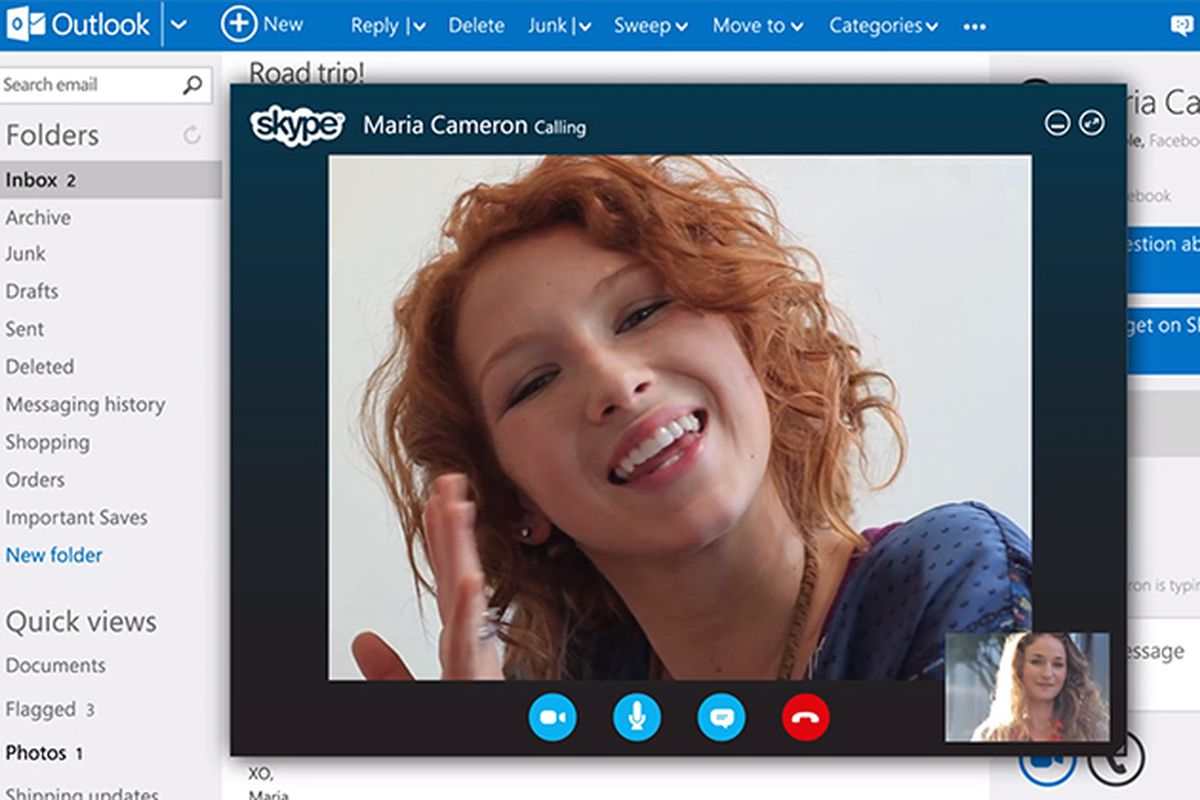 Interactive video chat
