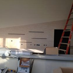 The bar area will seat about 22 people, including 10 spots at the bar