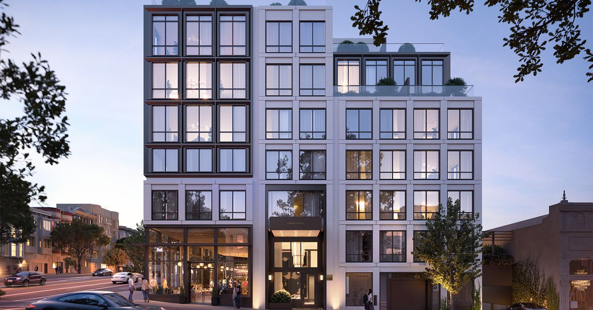 Prices announced at Union House, Cow Hollow's tony new condo complex