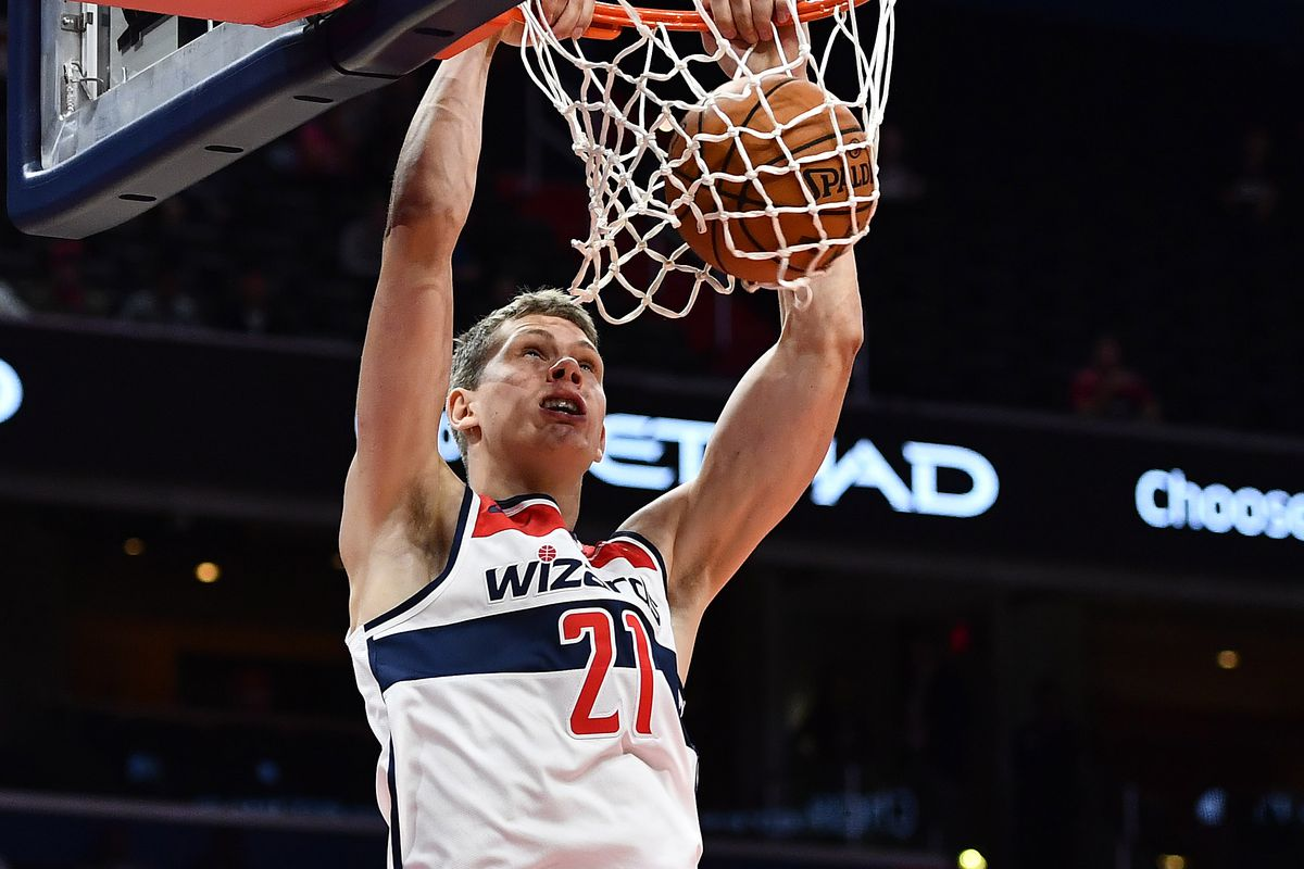 Image result for moe wagner wizards usa today