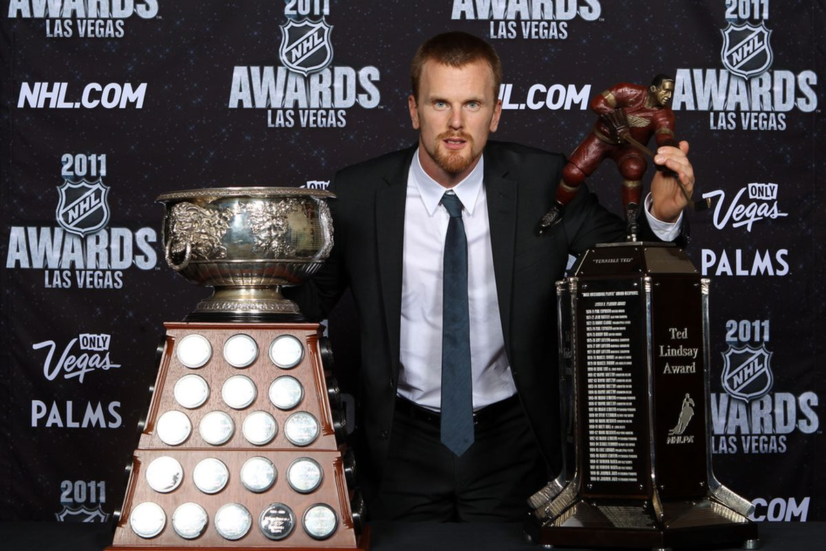 Yeah, he'd be a good one to pick up. (Photo by Bruce Bennett/Getty Images)