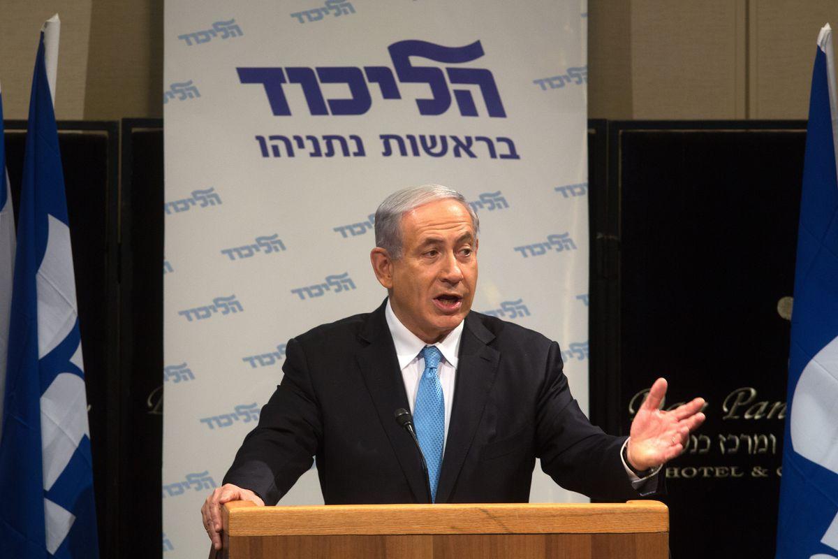 netanyahu campaign