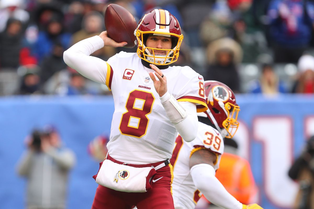 fed9ae2c5ad 2018 Free Agency  Vikings expected to sign Kirk Cousins to fully guaranteed  deal