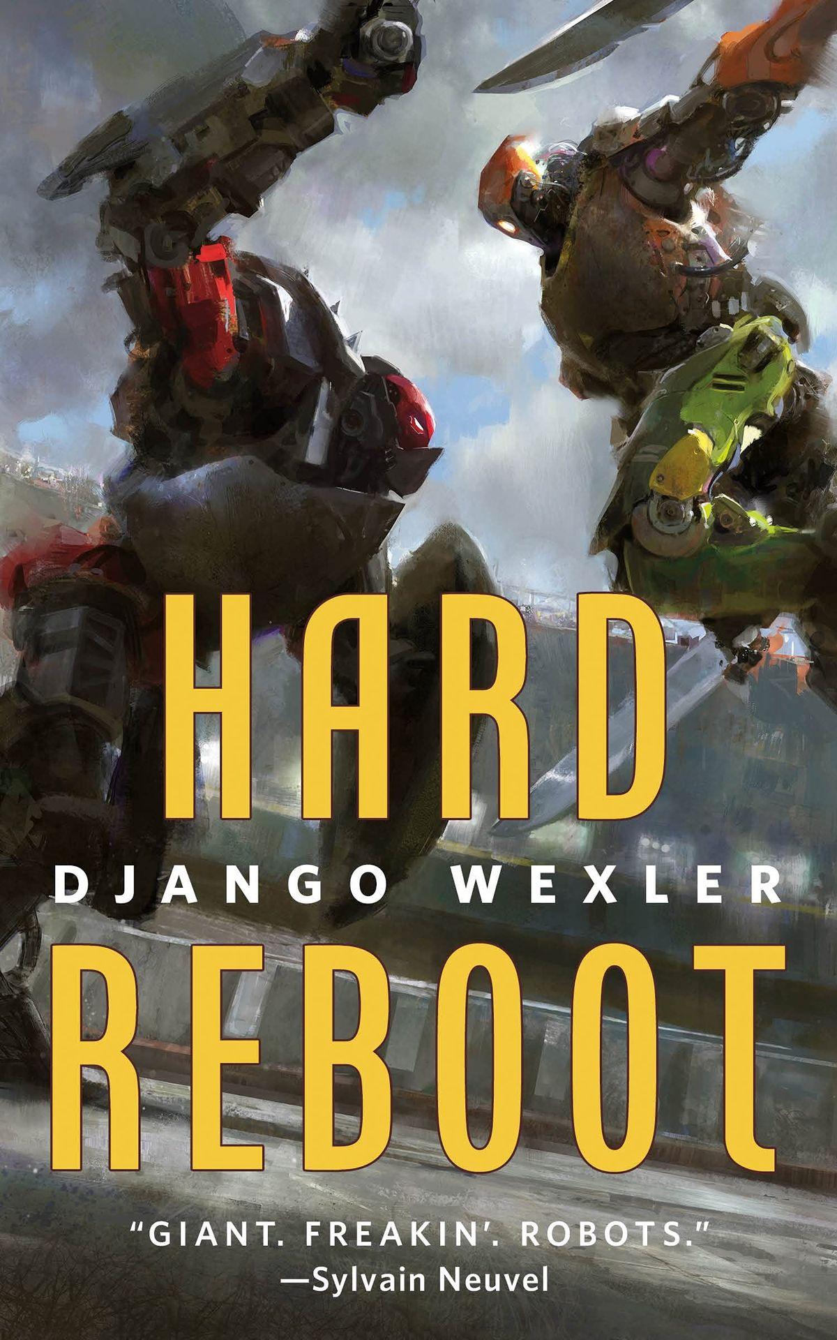 hard reboot book cover