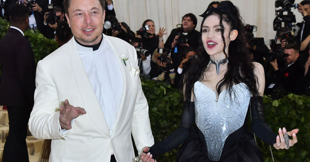 Elon Musk and Grimes are now 'semi-separated'