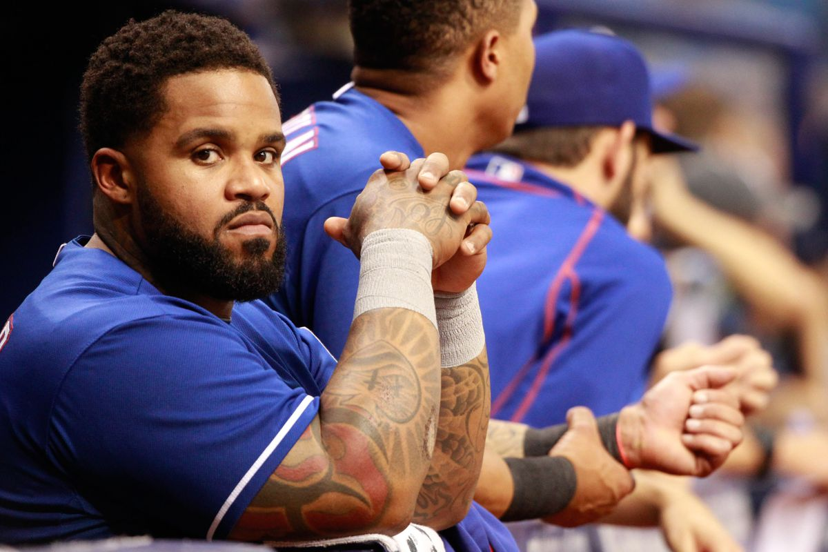 Prince Fielder, during his audition for <i>Days of our Lives</i>