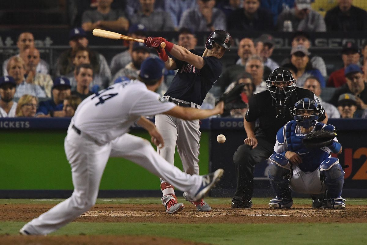 6ab302bff 2018 World Series Game 5  Red Sox vs. Dodgers