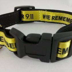 "Adjustable <a rel=""nofollow"">dog collar</a>, $14"