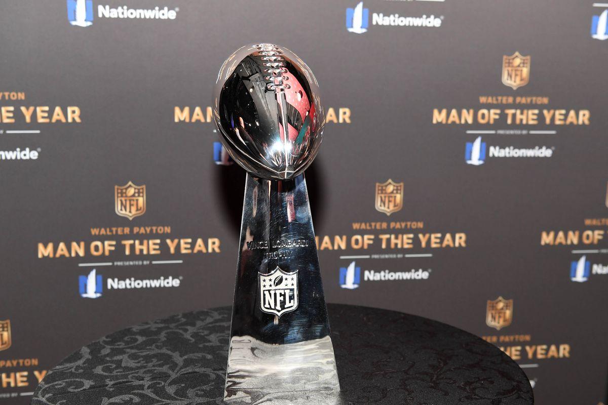 NFL: Super Bowl LI-Walter Payton NFL Man of the Year-Fan Forum