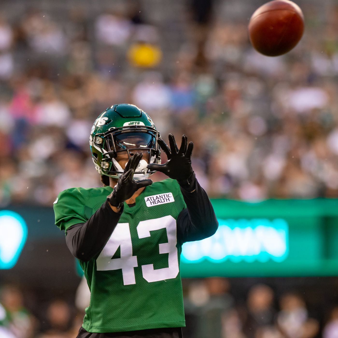 new arrival 36768 6446a Seattle Seahawks trade for New York Jets CB Parry Nickerson ...