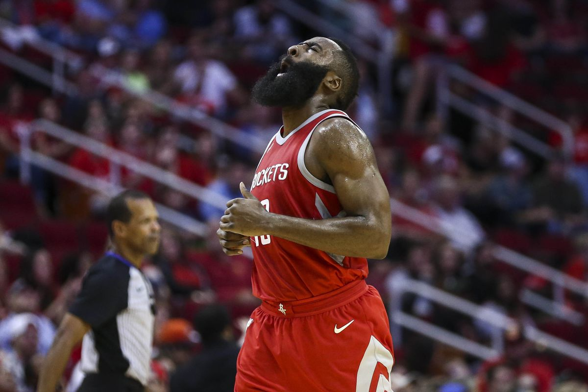 NBA ICYMI James Harden Nearly Upstages Calvin Murphy and His