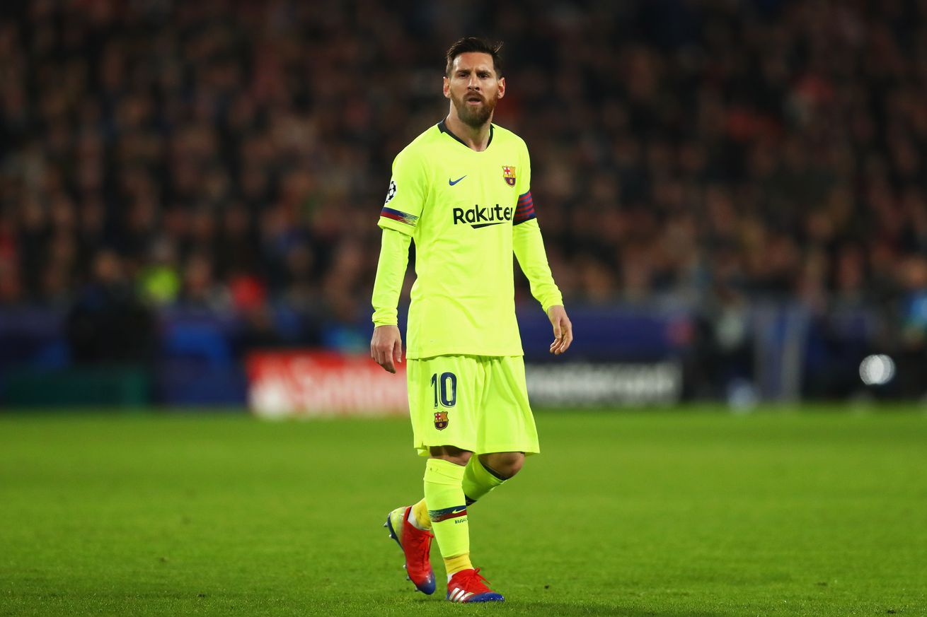 Lyon vs Barça (1st leg): Preview