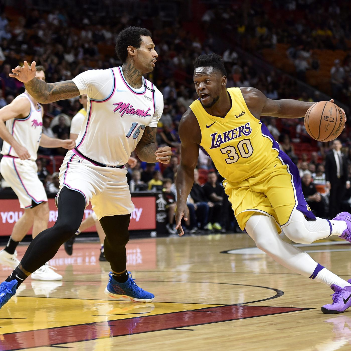 Miami Heat Mercifully End 3 Game Road Trip Against The Los