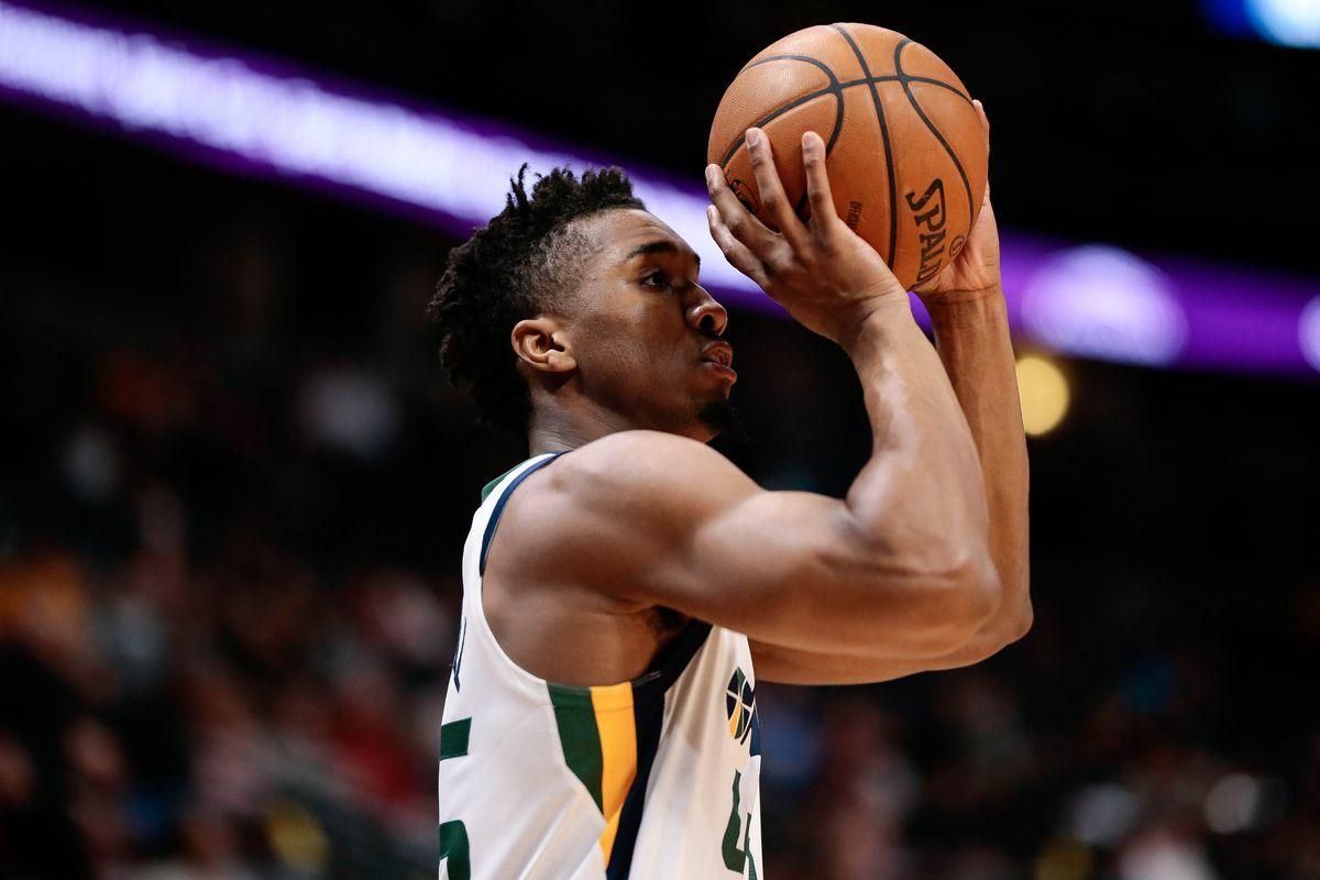 NBA: Utah Jazz at Denver Nuggets