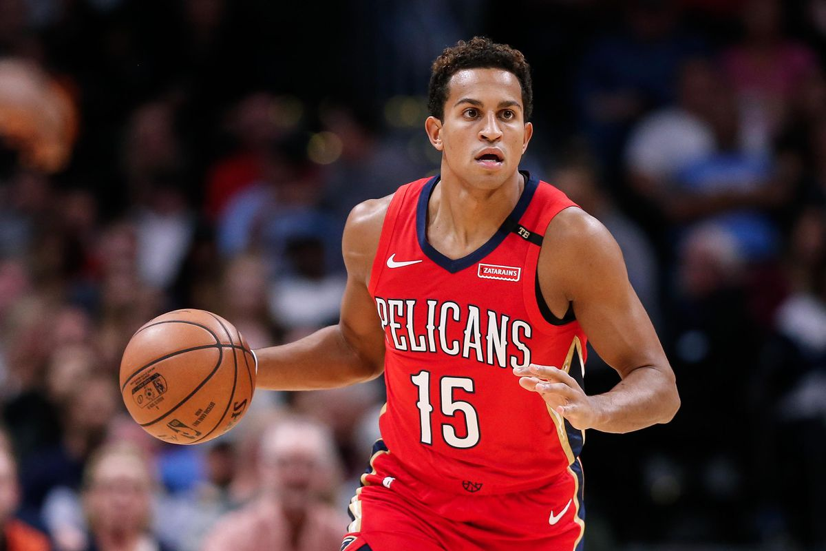 Image result for frank jackson pelicans usa today