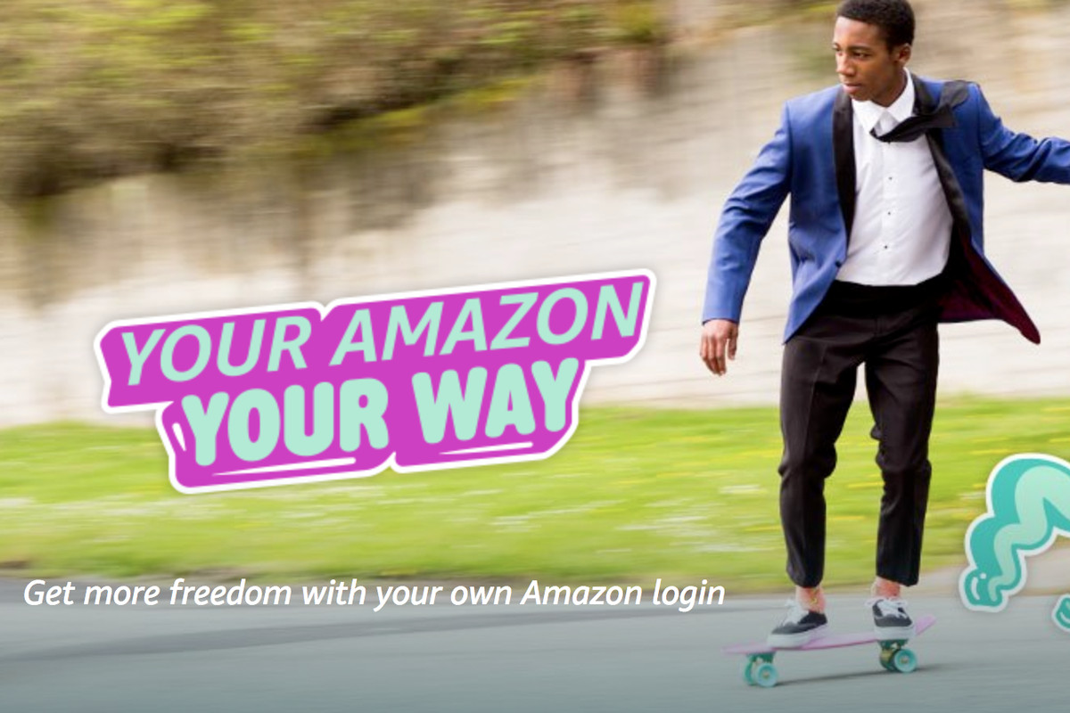 489dcfe808147f Amazon lets teens shop with their own account with parental approval ...