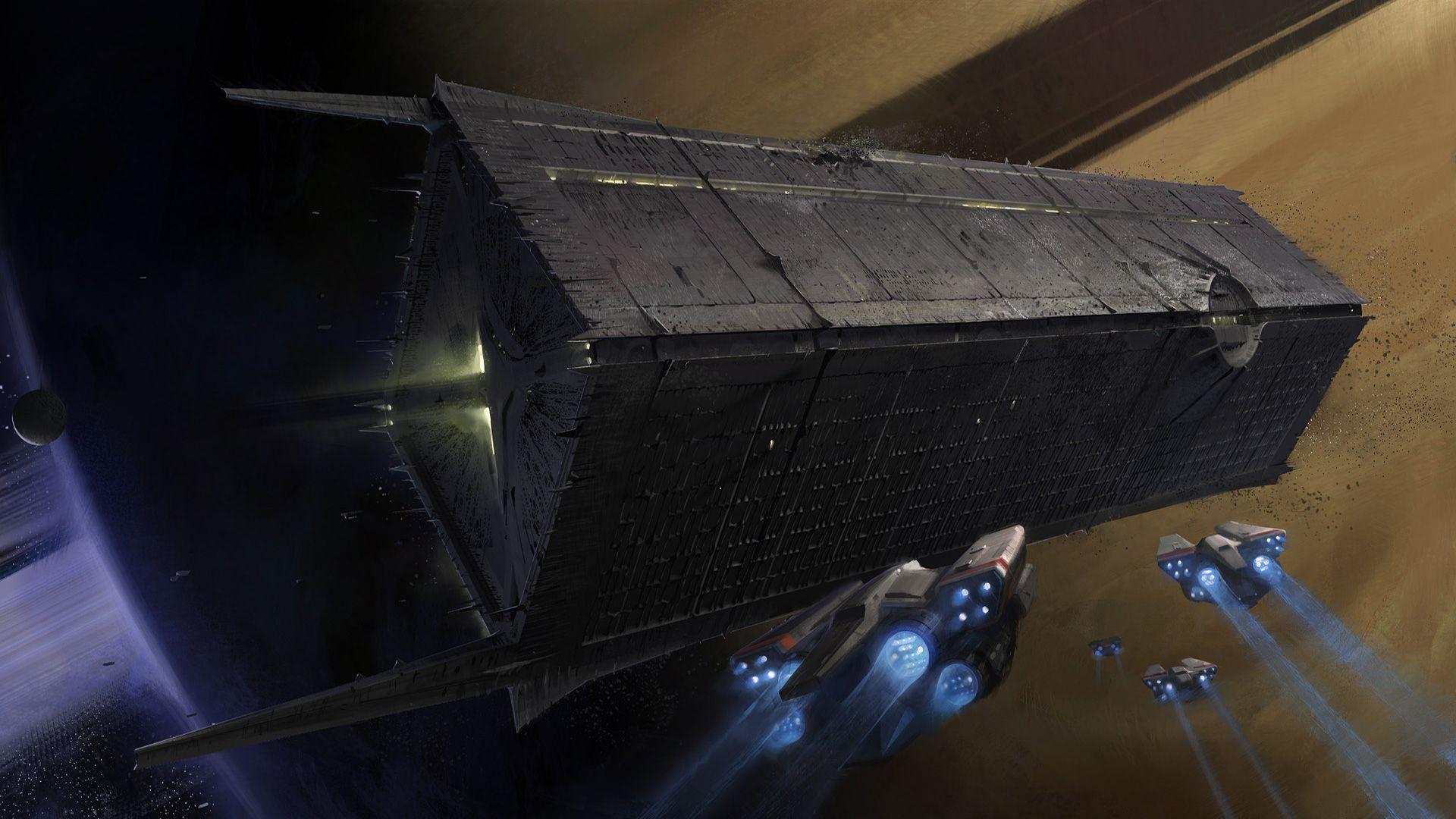 Meet Destiny's menacing Dreadnaught | Polygon