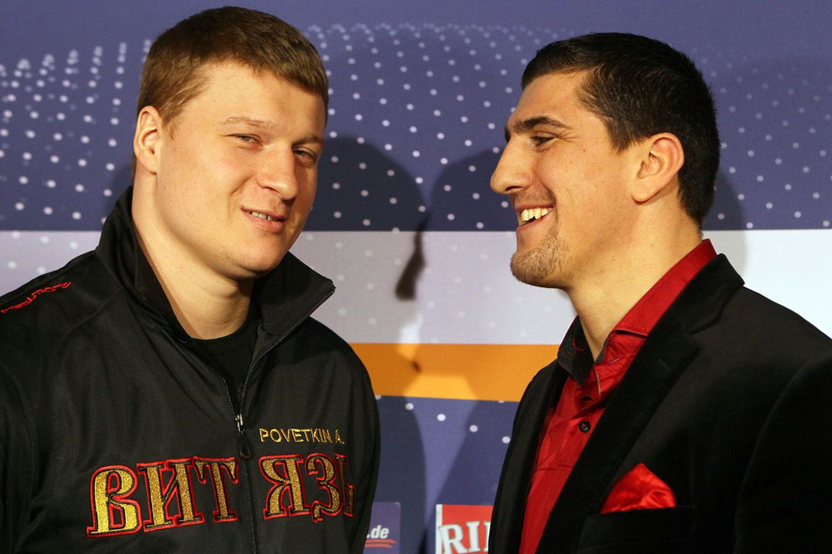 Povetkin Vs Huck Fight Time How To Watch Online Tv