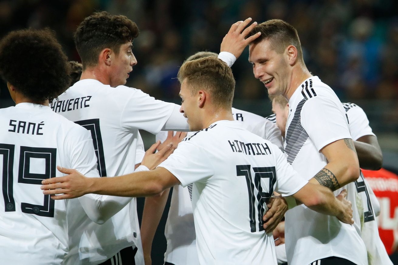 Five observations from Germany 3-0 dismantling of Russia