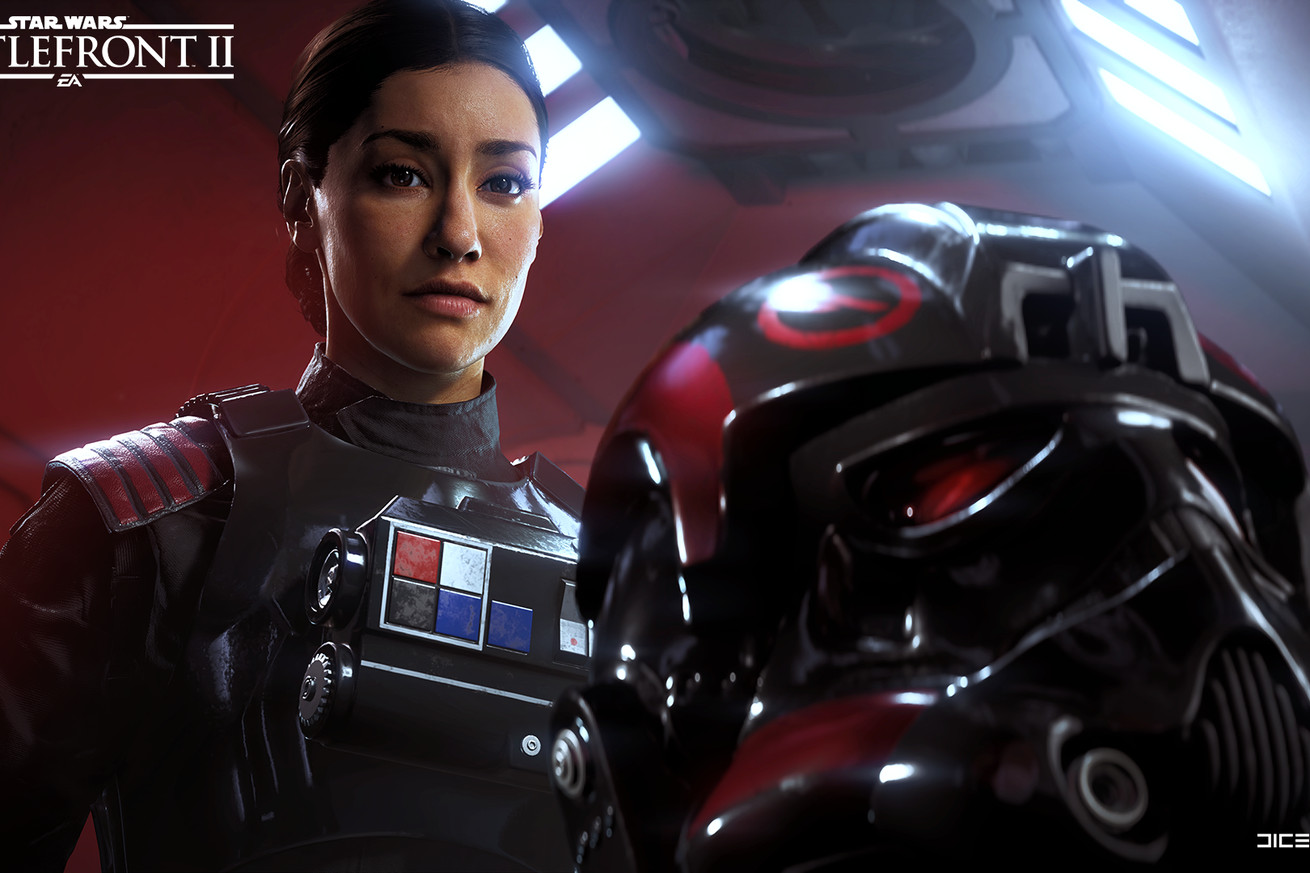 star wars battlefront ii s single player campaign is a great new story with a nostalgia problem