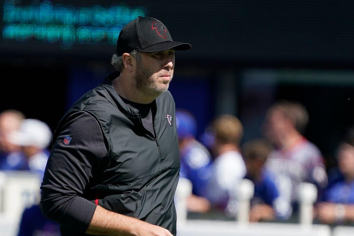 NFL: Atlanta Falcons at New York Giants