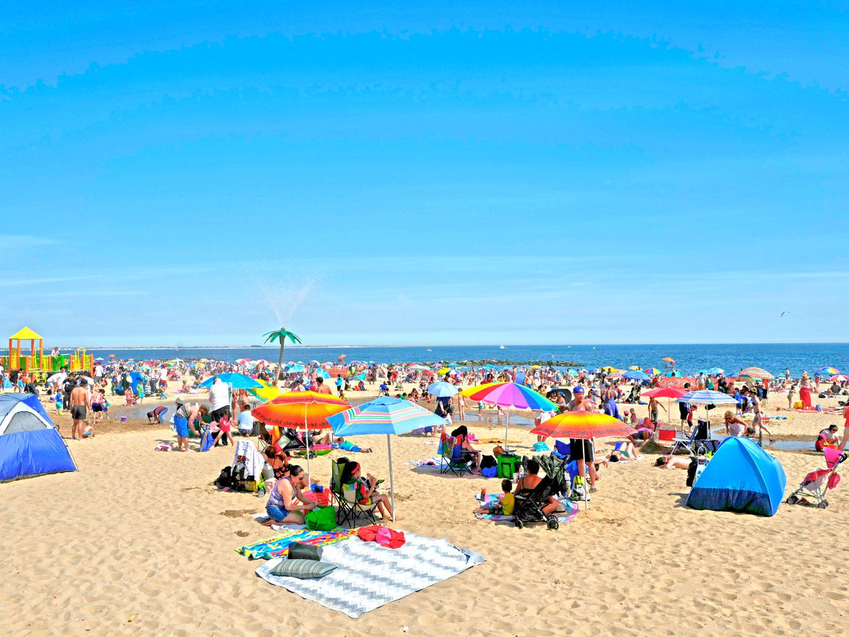 New York's Best Beaches To Visit This Summer