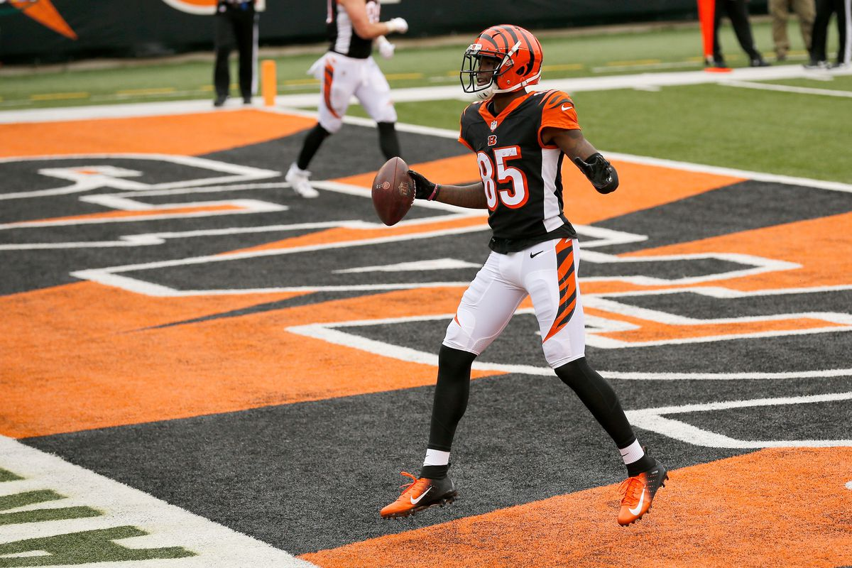 Tyler Boyd, A.J. Green, Tee Higgins fantasy football start/sit advice: What  to do with the Bengals WRs in Week 8 - DraftKings Nation