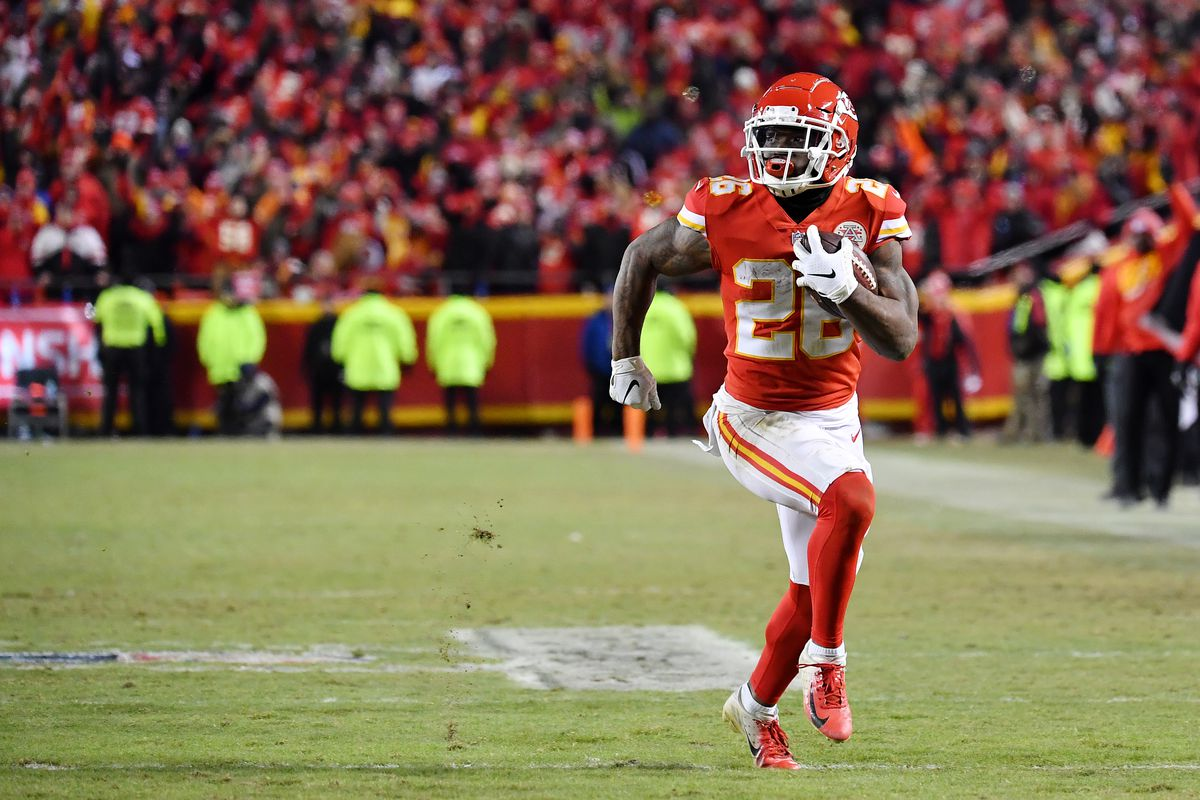 Espn Picks Damien Williams As A Breakout Player In 2019