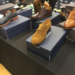 Men's shoes, $40
