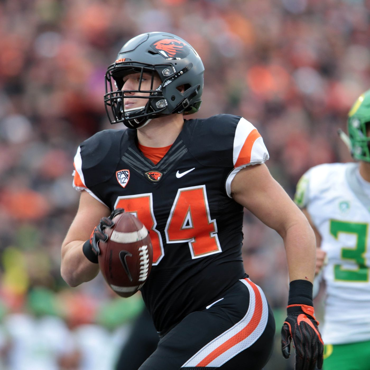 the best attitude f8361 7e62c Oregon State Football: Most Valuable Player Countdown- #1 ...