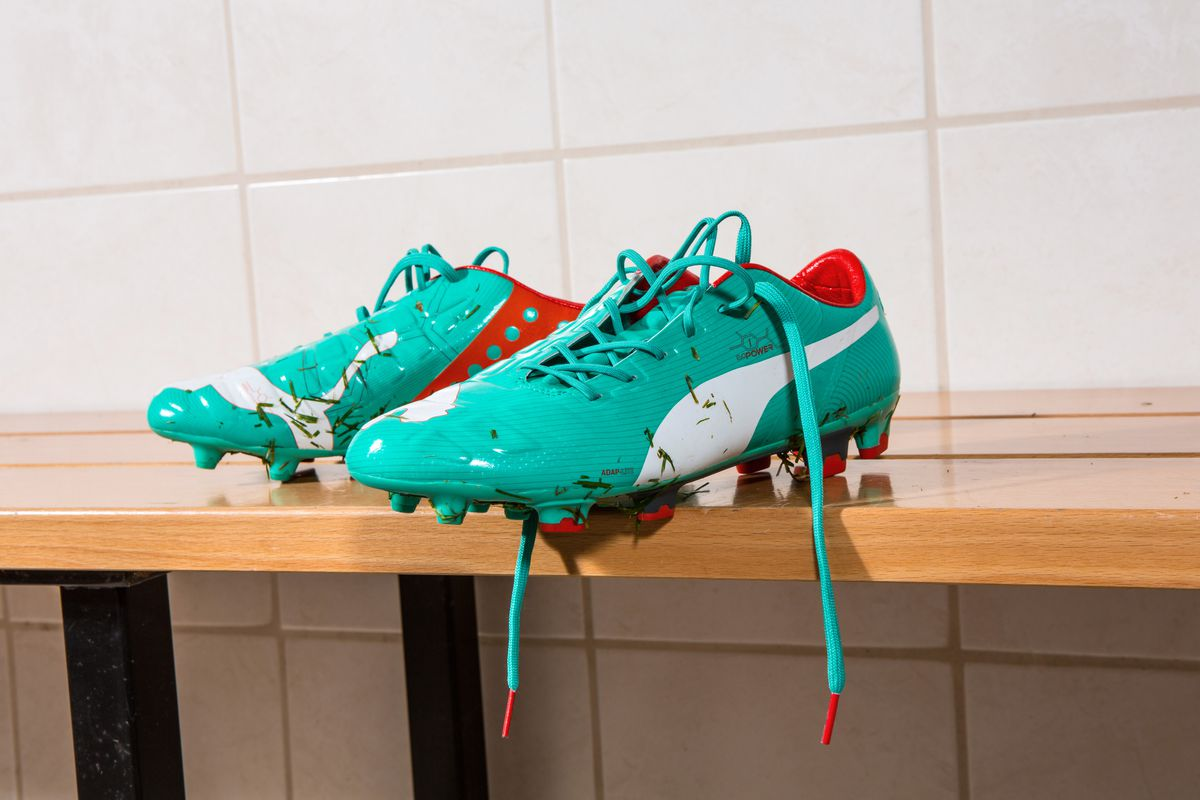 b9d01f944 Puma shows off new colorways for evoPOWER and evoSPEED 1.3 ...