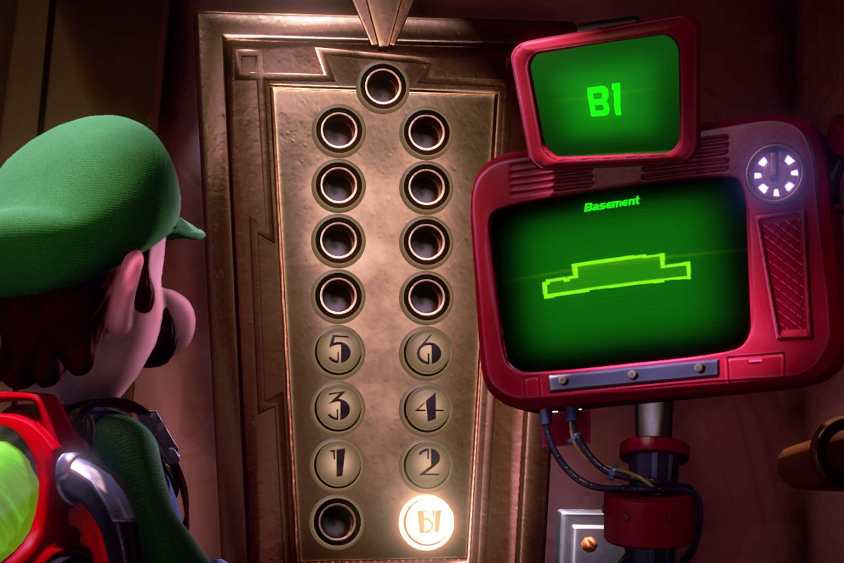 Luigi S Mansion 3 B1 Gem Locations Guide Polygon