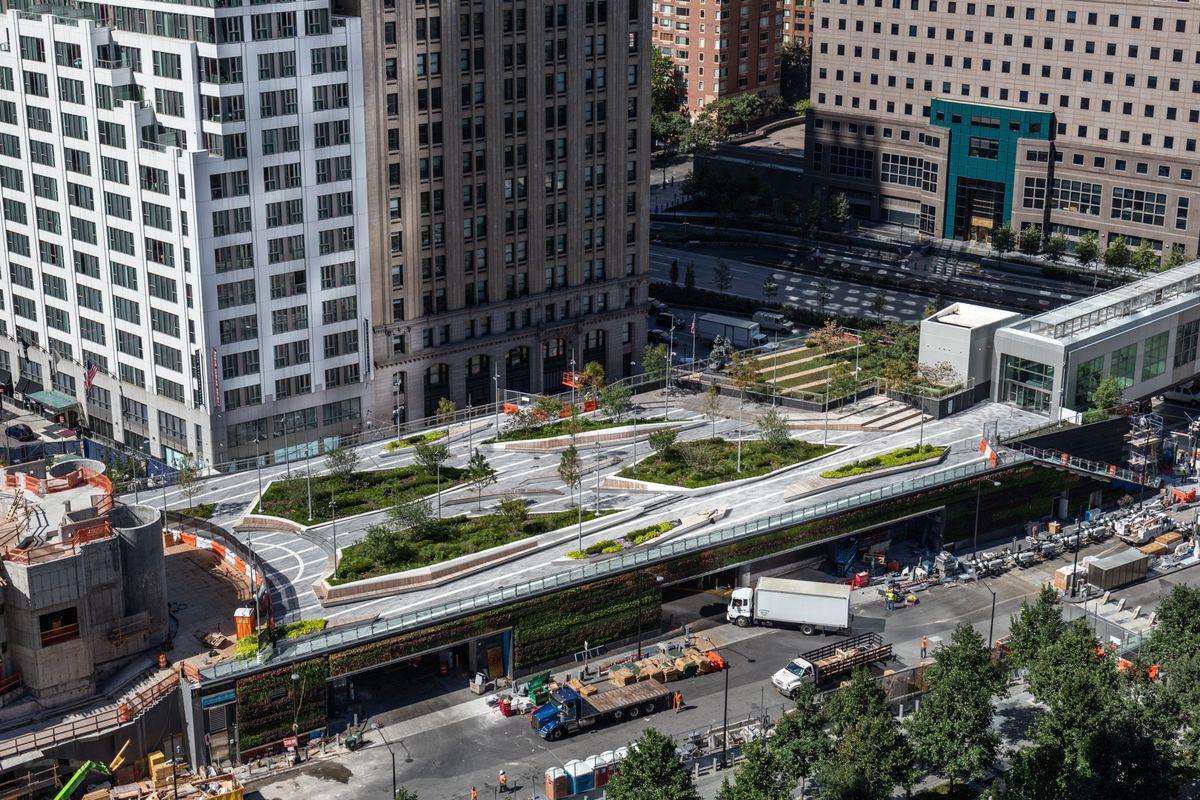 Liberty Park WTC September 2016
