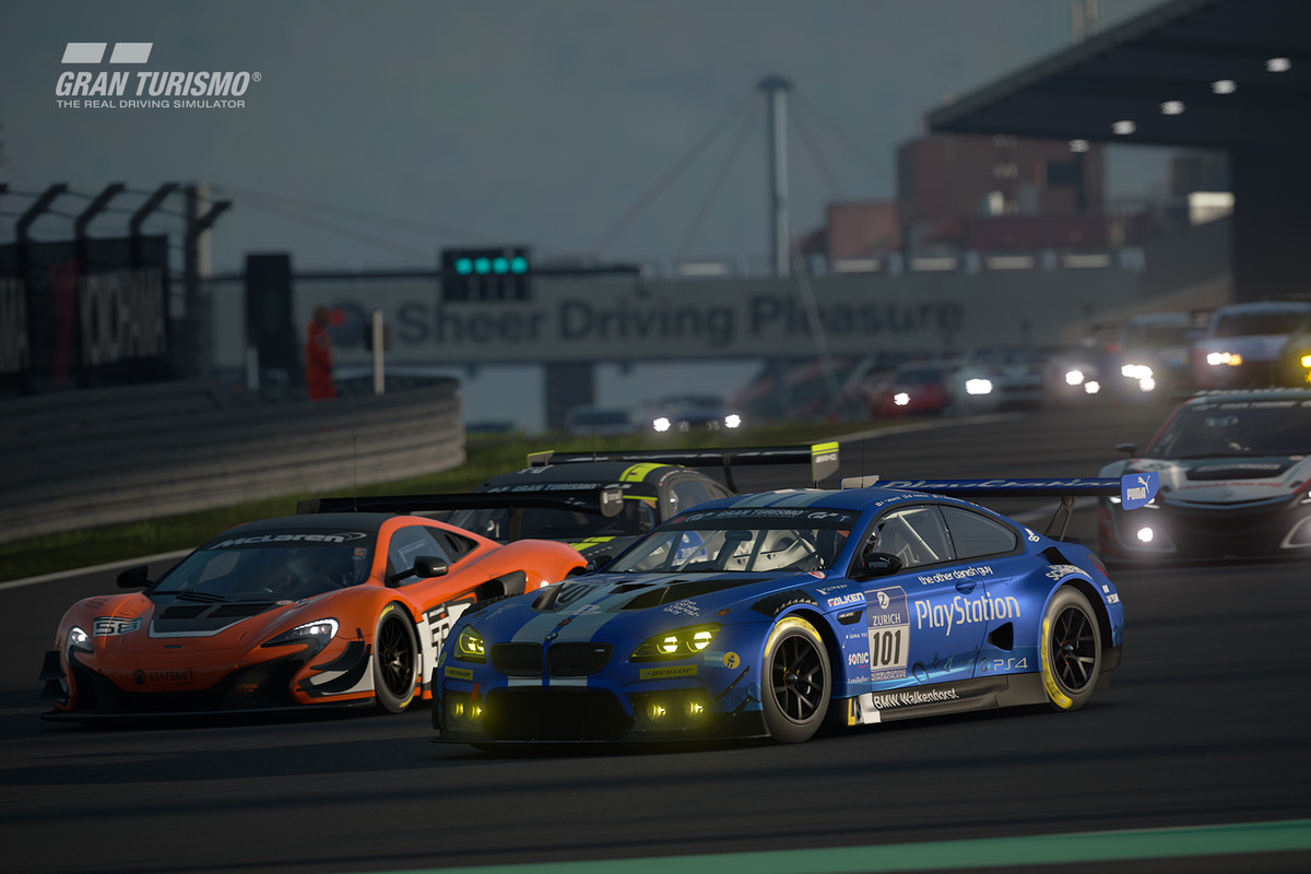 Gran Turismo Sport Is Basically An Always Online Game
