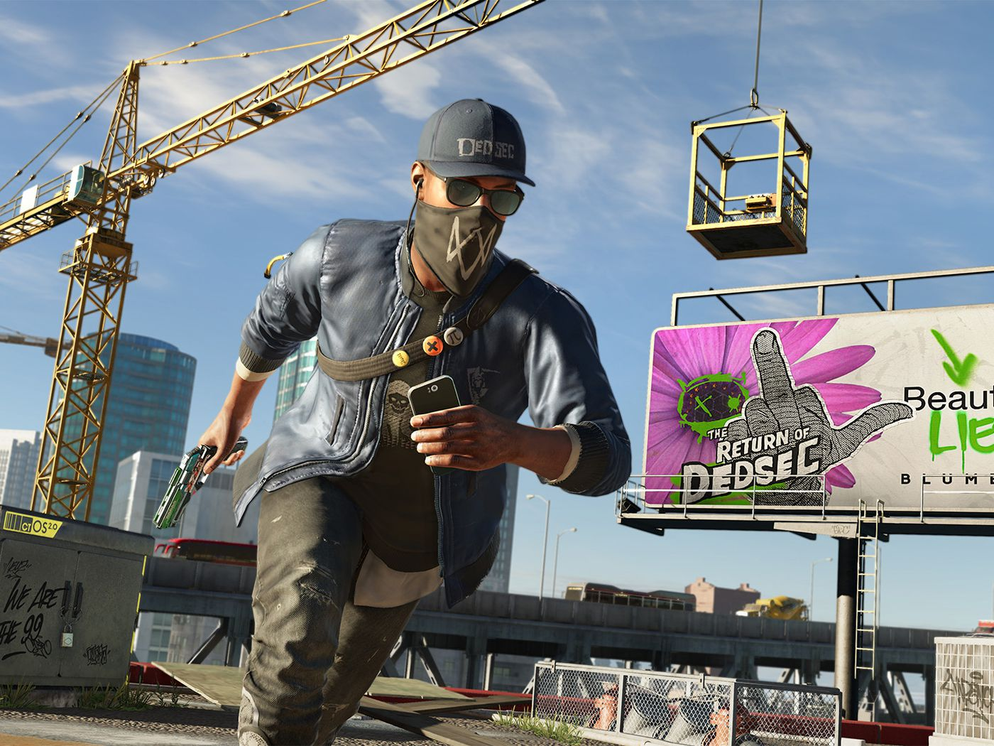 Watch Dogs 2 Is Exactly What The Original Game Should Have Been The Verge