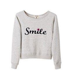 Sweatshirt, $49.95