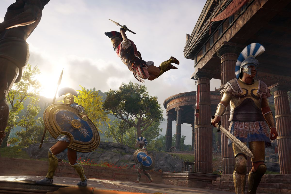 Assassin's creed odyssey the monger