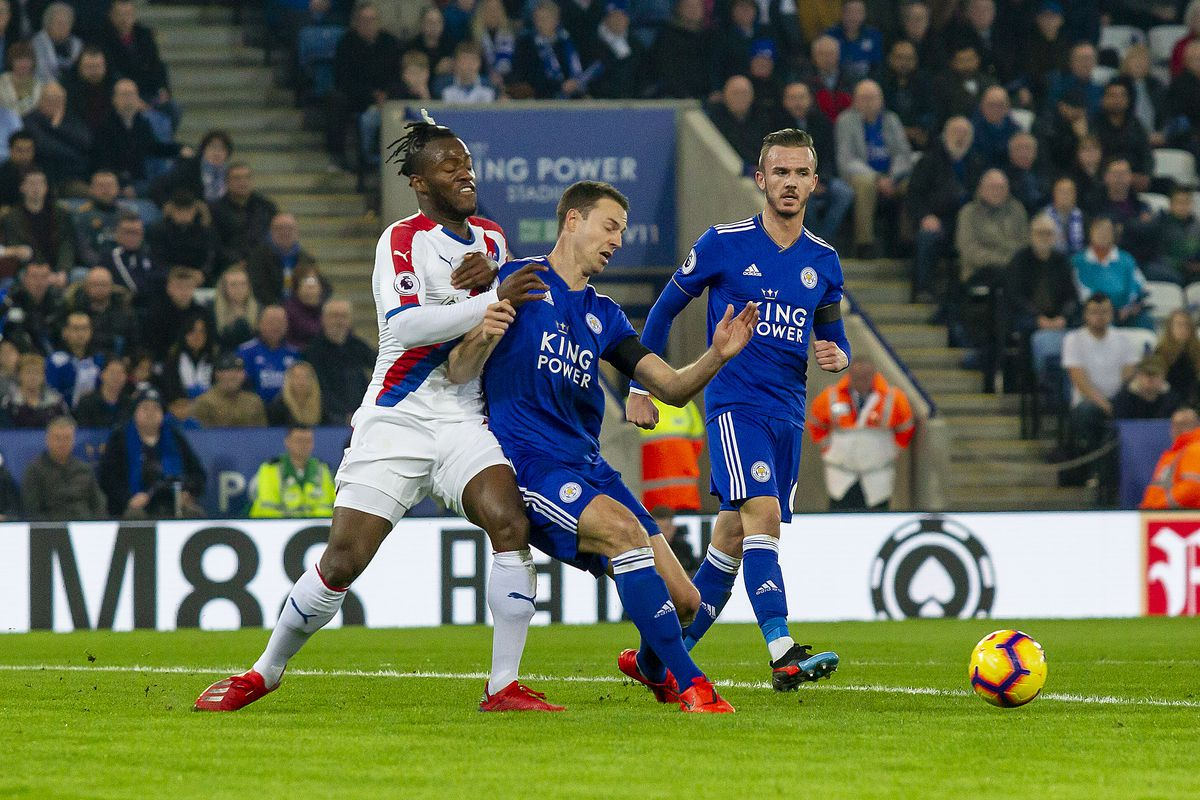 Image result for Crystal Palace vs Leicester City Live