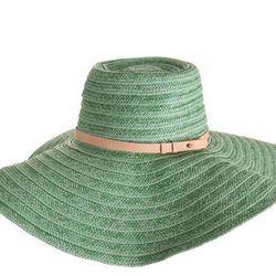 "<a href=""http://www.barneys.com/Woven-Hat/00505017880206,default,pd.html"">Rag and Bone woven hat, $220.00, barneys.com</a>"