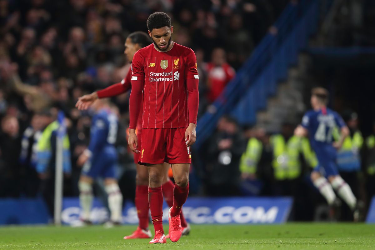 Chelsea 2 Liverpool 0 Match Recap Blues Bounce The Reds Out Of The Fa Cup The Liverpool Offside