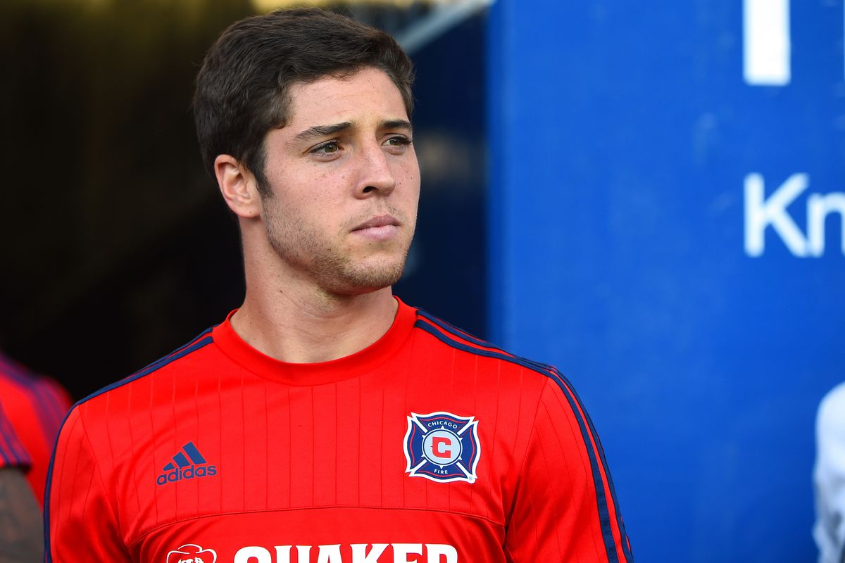 Matt Polster will get his shot at the big time at the USMNT winter camp.