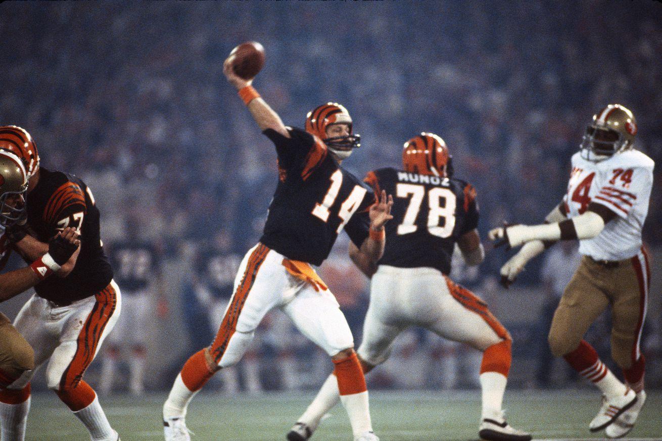 Super Bowl XVI - San Fracisco 49ers v Cincinnati Bengals