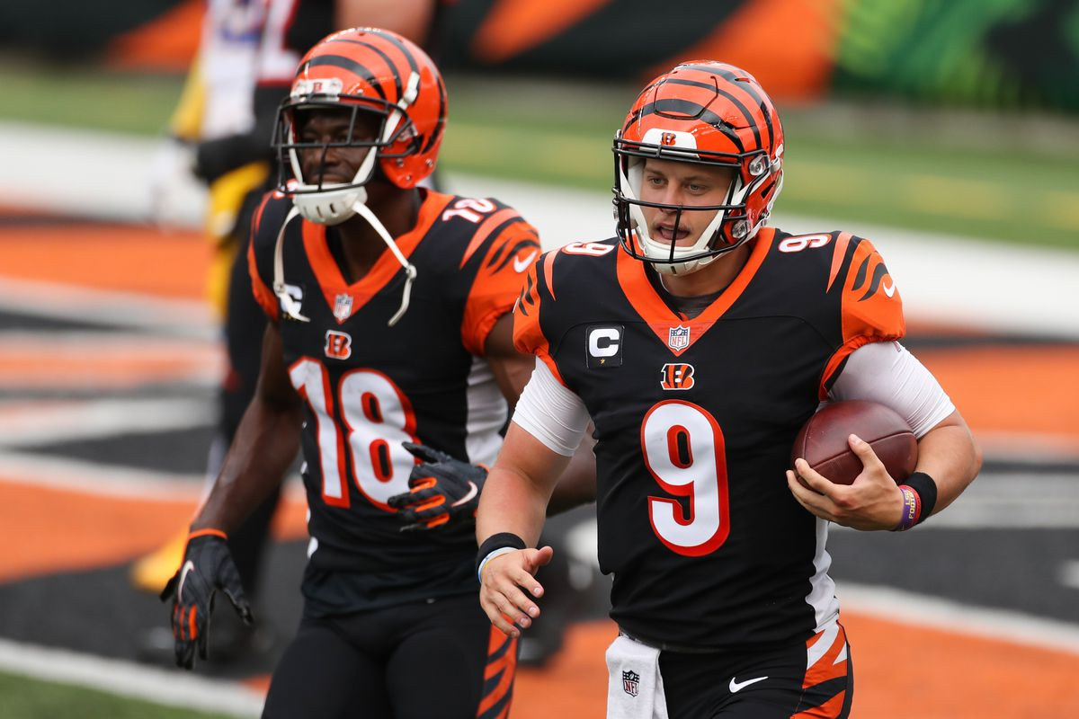 NFL: SEP 13 Chargers at Bengals