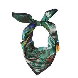 """For the luxe lady who lunches: Numbers silk scarf, <a href=""""http://www.kellywearstler.com/NUMBERS-SCARF/ESINUA030,default,pd.html?dwvar_ESINUA030_color=PNKMU&start=4&productTemplate=product%2fproduct&cgid=16"""">$195</a> at Kelly Wearstler"""