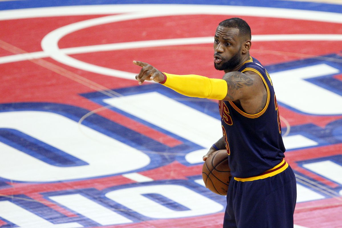 18ba8c5b407 NBA playoffs 2016  Pistons played Cavaliers tougher than Hawks ...