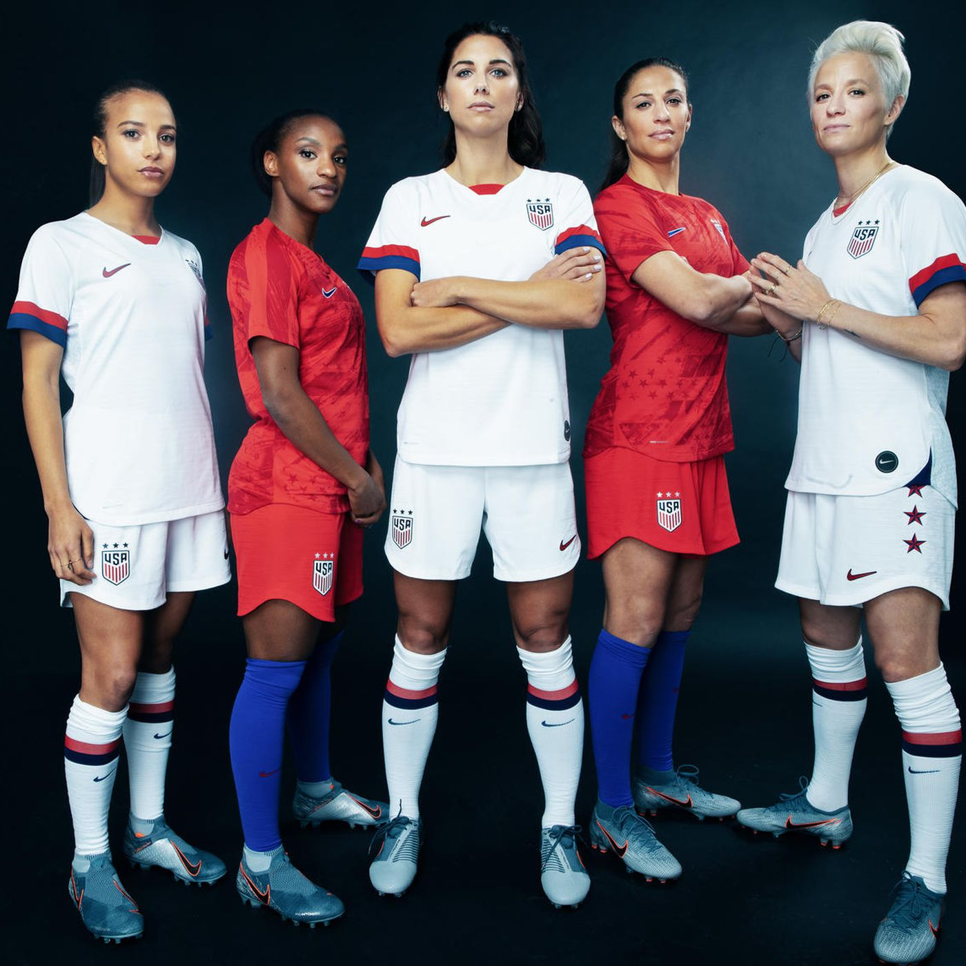 the latest d12a4 da2a9 The new Nike USWNT kits for the 2019 World Cup are so damn ...